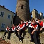 FOTOGALERIE: První koncert nové sezóny na hradě Svojanov