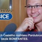 Jan Míšek na vlnách Českého rozhlasu