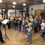 Listopadové soustředění malých Bonifantů aneb Skřítci v  Daňkovicích