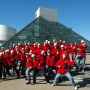Rock and Roll Hall of Fame, Cleveland, Ohio, USA 2006