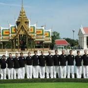 Královský palác Bang Pa-In, Thajsko, Asie 2013
