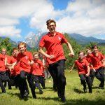 Báječné slovenské turné mladšího koncertního sboru
