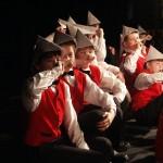 Děti hravou formou prozkoumaly kouzlo hudební nauky