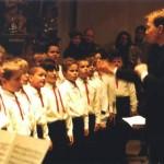 Chrámový adventní koncert 2000