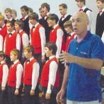 Chrudimští zpěváci se představili domácímu publiku