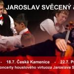 Koncerty s Jaroslavem Svěceným