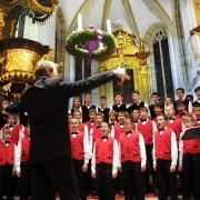 Adventní koncert, kostel Sv. Bartoloměje, Pardubice 2003
