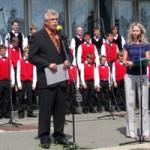 Bonifanti zpívali handicapovaným sportovcům