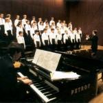 Premiérový koncert zbrusu nového chlapeckého sboru BONIFANTES
