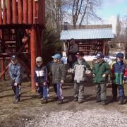 Soustředění přípravných oddělení v Borovničce a v Pastvinách