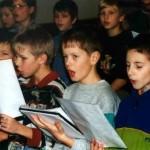 Chlapecký sbor v Pardubicích